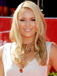 Lindsey Vonn is one of the hottest women in sports.