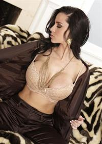 Laura Lee in lingerie