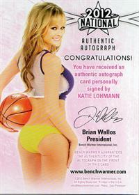 Katie Lohmann - ass