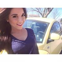 Brittney Rose taking a selfie