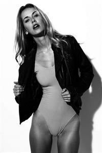 Olivia Jordan in a bikini