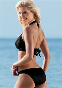 Rachel Reynolds in a bikini - ass