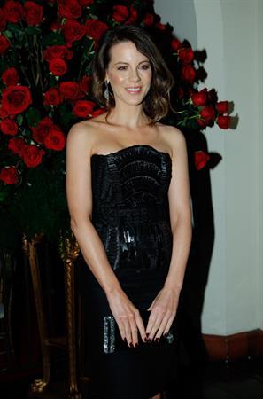 Kate Beckinsale Alberta Ferretti and Vogue Fashion Show & Dinner in LA January 10, 2013