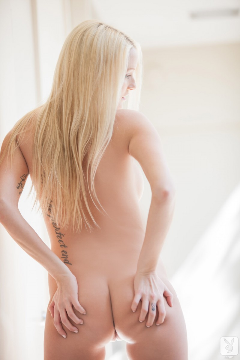 Samantha Rice in lingerie - ass