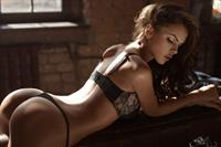 Viktoria Odintsova in lingerie - ass