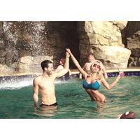 Aubrey O'Day in a bikini