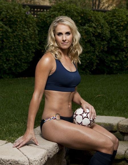 Heather Mitts in a bikini