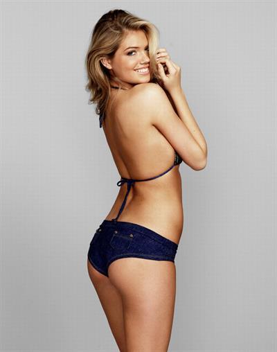 Kate Upton in a bikini - ass