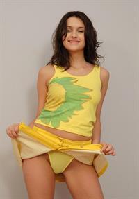Olimpia in lingerie