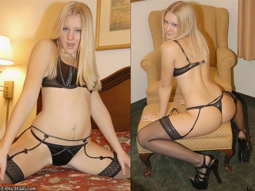 Tiffany Teen in lingerie