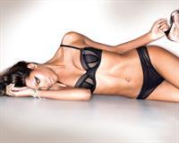 Jessica White in lingerie