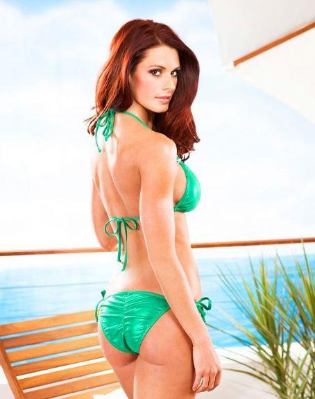 Jaime Faith Edmondson in a bikini - ass
