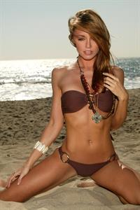Aspen Brandy Lea in a bikini