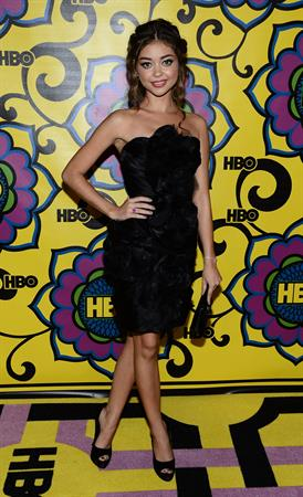 Sarah Hyland - 64th Primetime Emmys Nokia Theatre - After Party - LA Sept 23, 2012