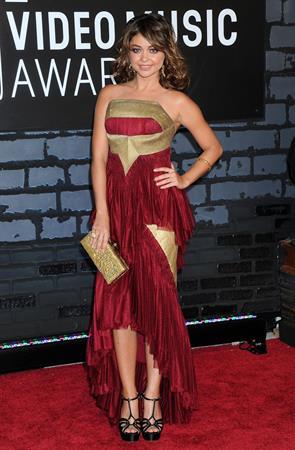 Sarah Hyland MTV Video Music Awards
