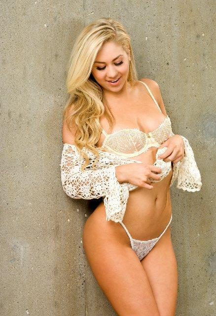 Brittany Leigh in lingerie