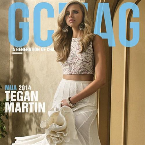 Tegan Martin