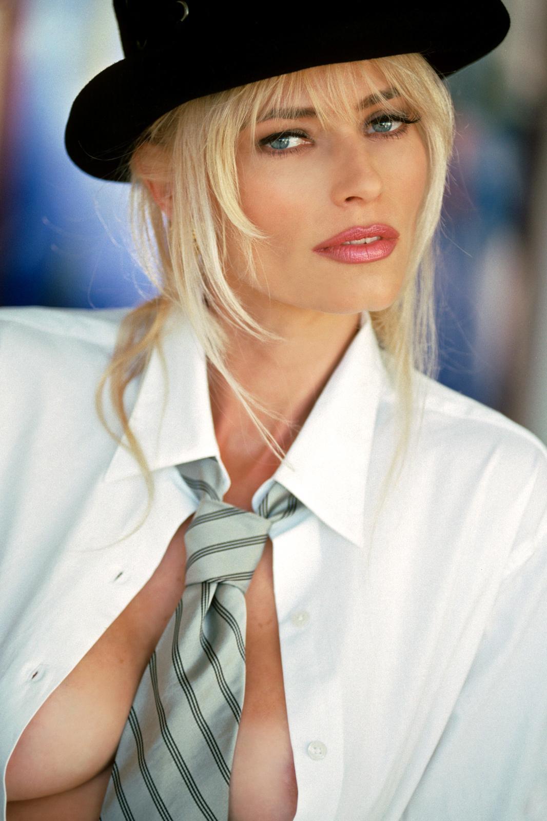 Marianne Gravatte - breasts
