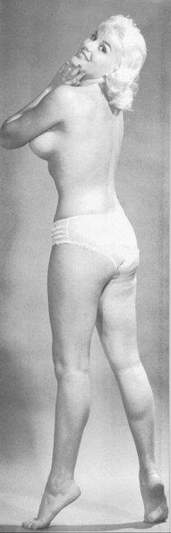 June Wilkinson - ass