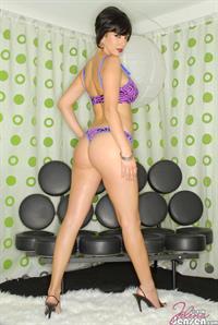 Jelena Jensen in lingerie - ass