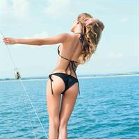 Natalie Joel in a bikini - ass