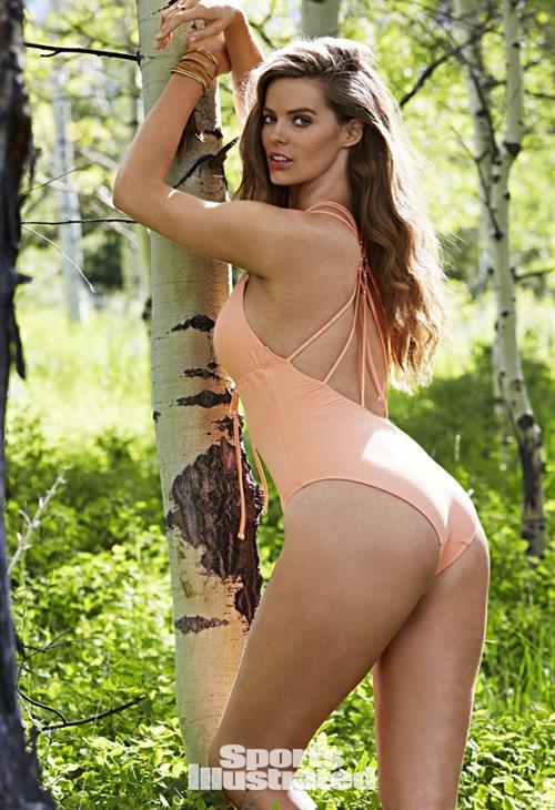 Robyn Lawley in a bikini - ass