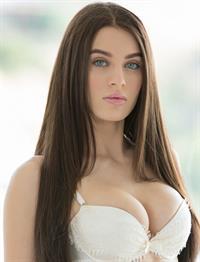 Lana Rhoades in lingerie