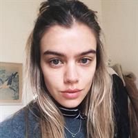 Joanna Halpin taking a selfie