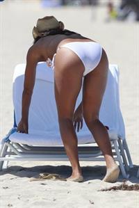 Gabrielle Union in a bikini - ass