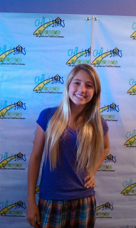 Lia Marie Johnson
