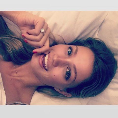 Maggie Rawlins taking a selfie
