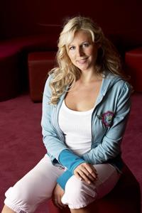 Abi Titmuss Alex James photoshoot