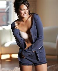 Rachelle Goulding in lingerie