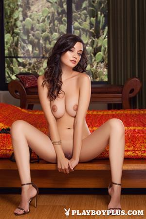 Playboy Cybergirl Eden Arya Nude Photos & Videos at Playboy Plus!