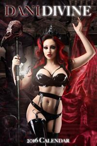 Dani Divine in lingerie