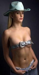 Nicole Arbour in lingerie
