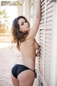 Anastasia Harris - breasts