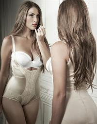 Daniella Allfree in lingerie