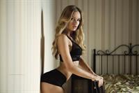 Olya Abramovich in a bikini