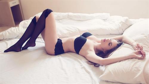 Matan Eshel in a bikini