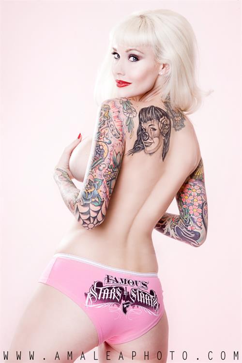 Sabina Kelley - ass