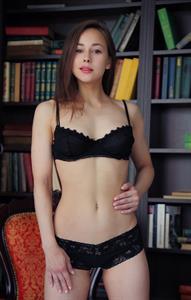 Darisha in lingerie