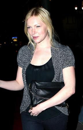 Laura Prepon arrives at Beso in Hollywood