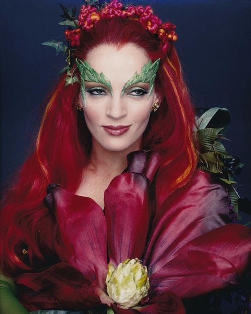 Uma Thurman As Poison Ivy 86610-6195
