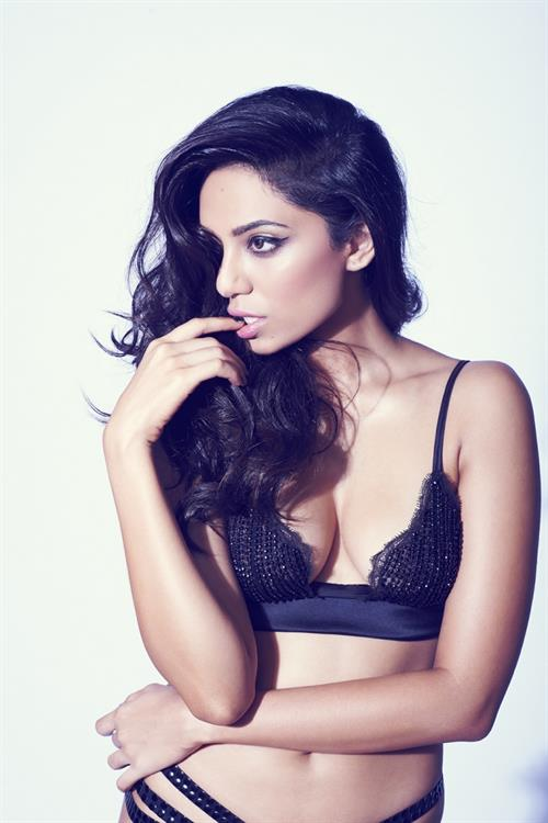 Sobhita Dhulipala in lingerie