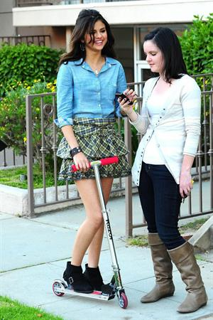 Selena Gomez Walmart photoshoot