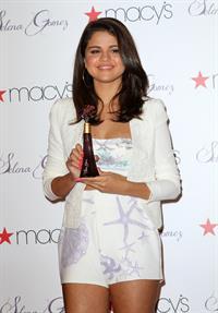 Selena Gomez at Her Perfume Launch at Macy's June 09, 2012
