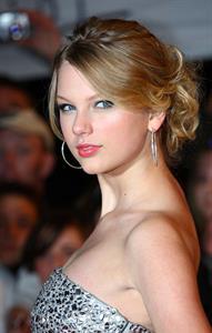 Taylor Swift 2009 Brit Awards in London
