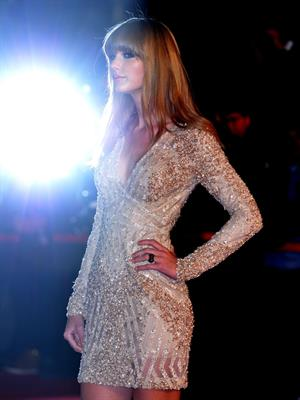 Taylor Swift NRJ Music Awards 2013 in Cannes January 26, 2013
