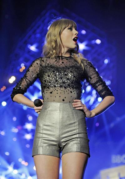 Taylor Swift - BBC Radio 1's Teen Awards in London 10/07/12